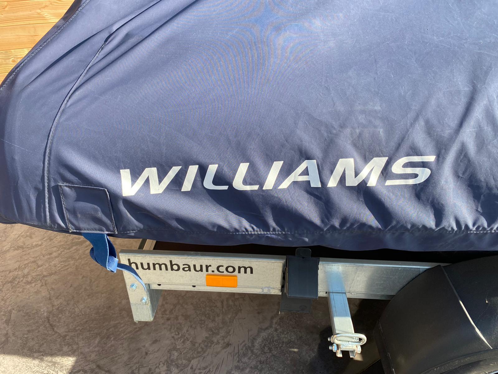 Williams 325 jet